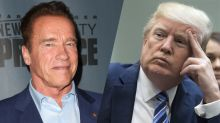 Arnold Schwarzenegger Slams President Trump's Approval Ratings: 'You Got Swamped'