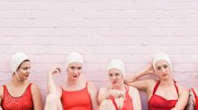 This Ballet Team Performs Synchronised Swimming About Periods
