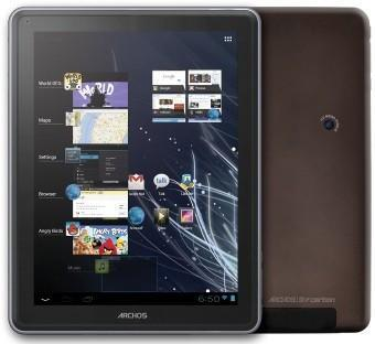 Archos raids the periodic table for new line of Android tablets, launches 97 Carbon slate