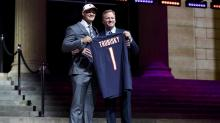 Bears fans react to selection of Mitchell Trubisky