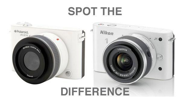Nikon takes first blood against Polaroid's knock-off J1