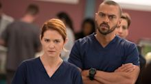 Grey's Anatomy : Sarah Drew Shares First Look at Her Return — 'April Is Back'