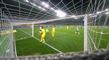 Foot - L. nations - Ligue des nations : les buts d'Ukraine-Allemagne en vidéo