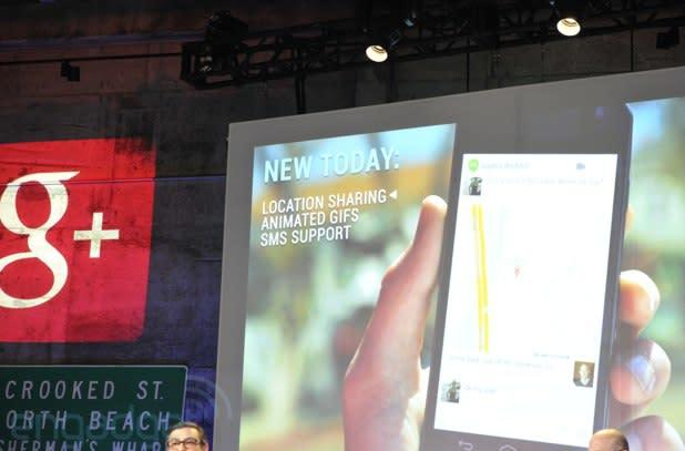 Google says it's cracking down on third-party Google Voice apps, expanding SMS support in Hangouts early next year