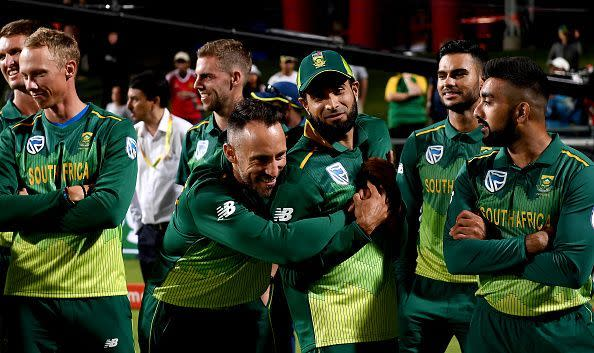 South Africa will be hoping to clinch their first World Cup this year
