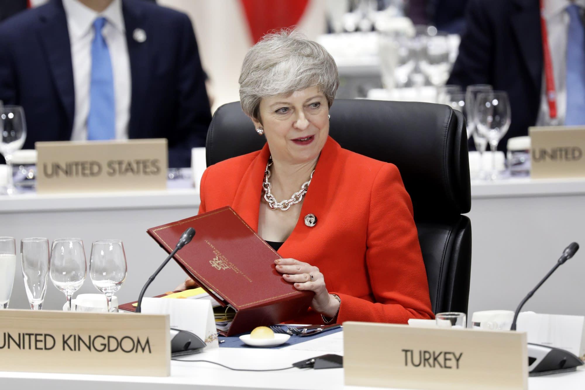 UK PM hopeful Boris Johnson called French 'turds'