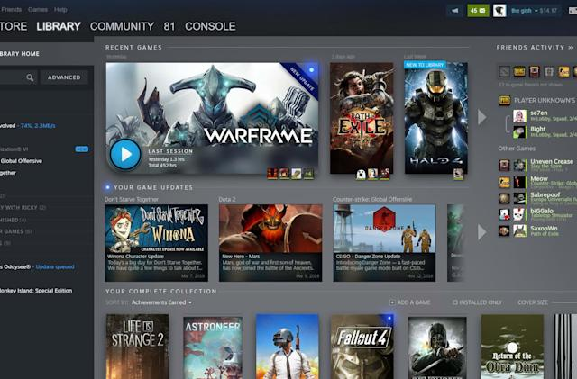 EU charges Valve and five publishers with geo-blocking games