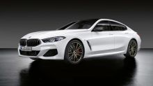 2020 BMW 8 Series Gran Coupe and 3 Series wagon get M accessories