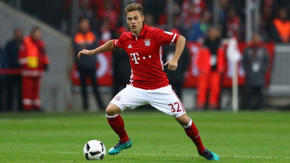 Bayern Munich's Joshua Kimmich joins Goal as columnist