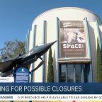 Preparing for possible closures