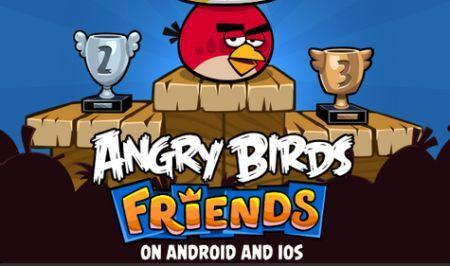 Angry Birds Friends coming to the App Store this week