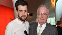 Jack Whitehall recalls fear he had passed coronavirus to his 80-year-old father