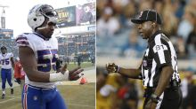NFL fines official who had confrontation with Bills DE Jerry Hughes