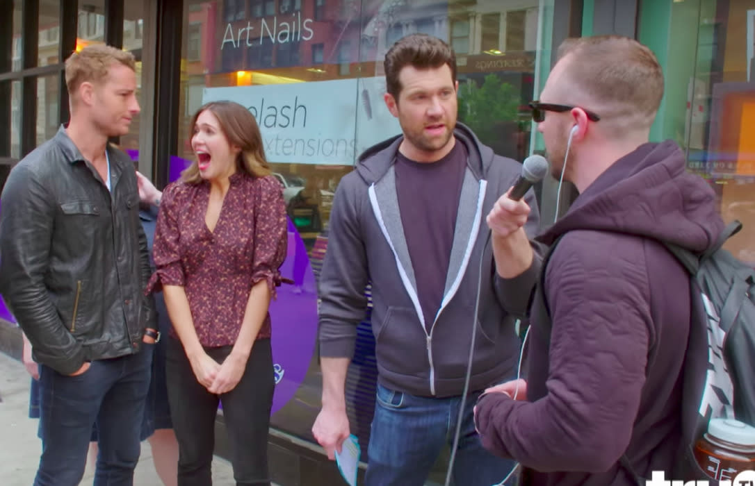 Watch Mandy Moore Get Asked Out By A Total Stranger On ...