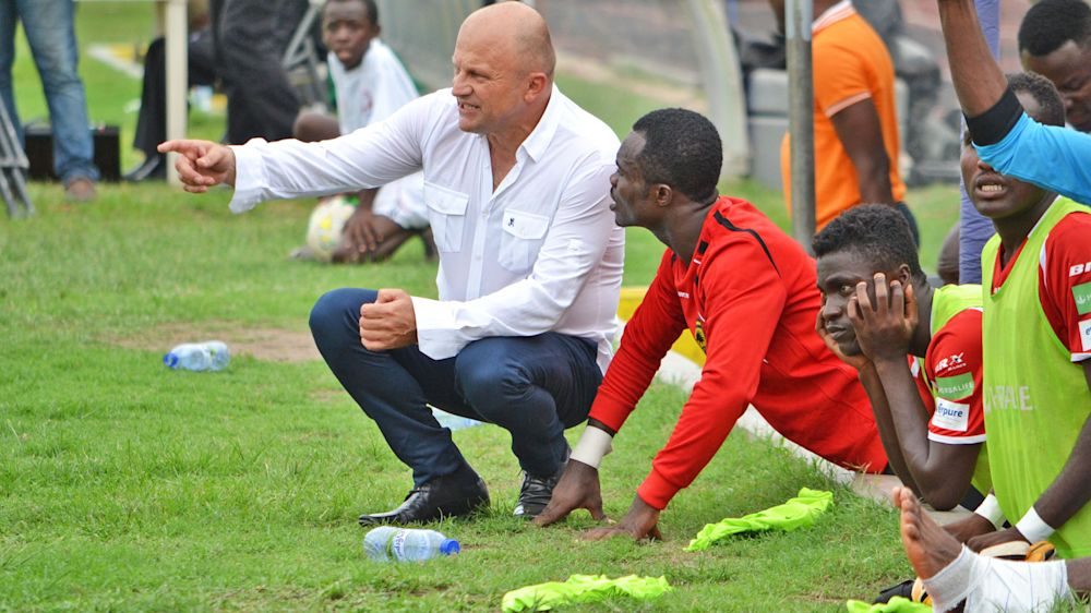 Lugarusic wants Kotoko supporters calm after exit