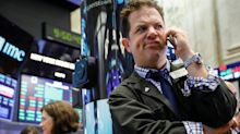 Markets open lower, retail sales disappoint