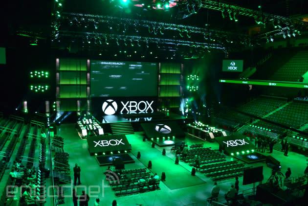 Microsoft E3 2014 Xbox liveblog!