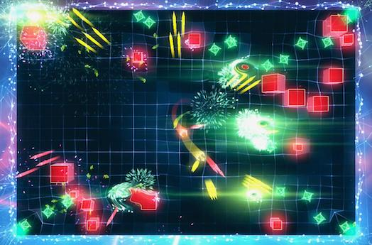 Geometry Wars 3: Dimensions to blow shapes to bits on Vita