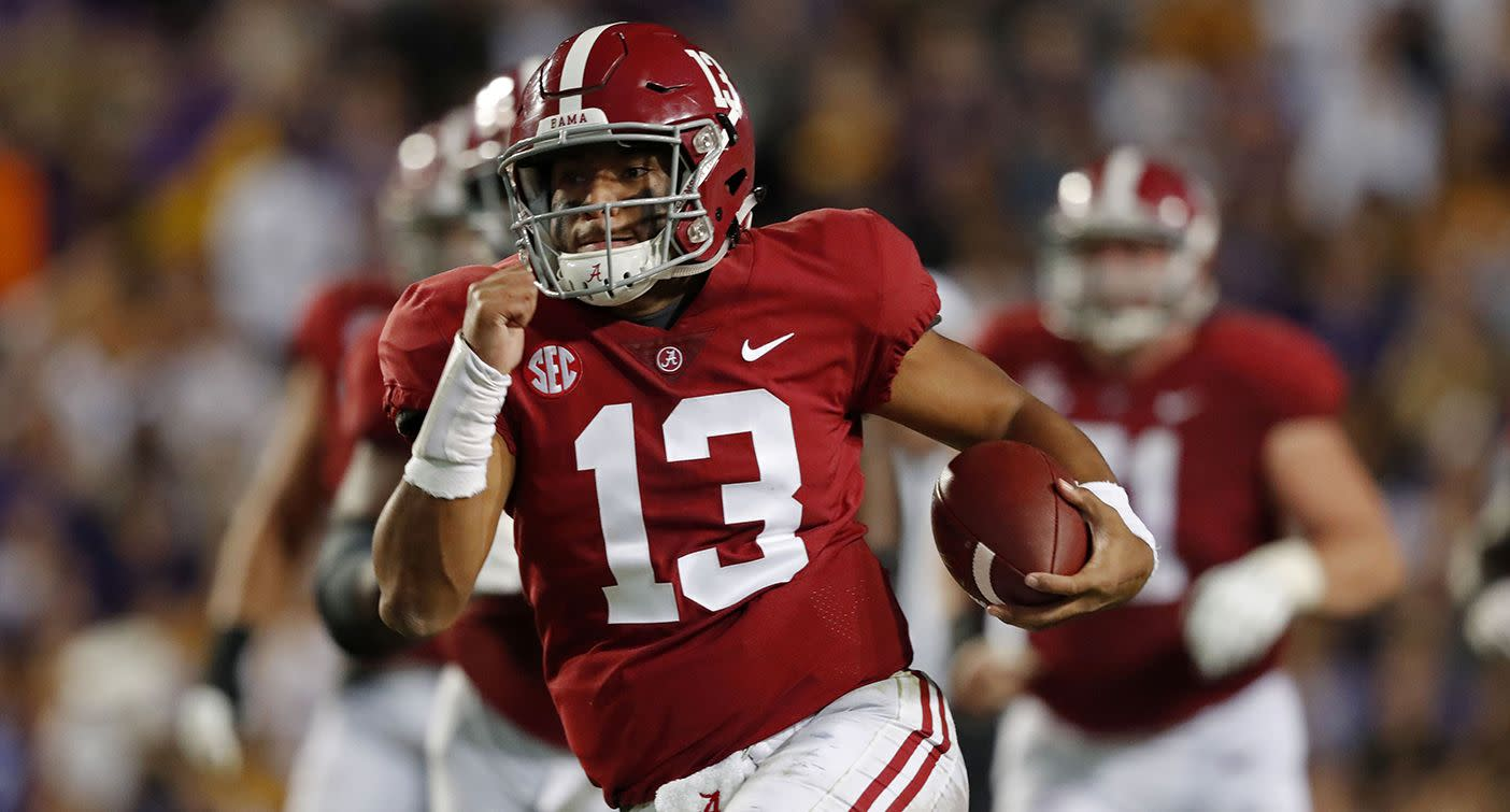b373a7ea Roll Tide: How 'Bama compares to past champs