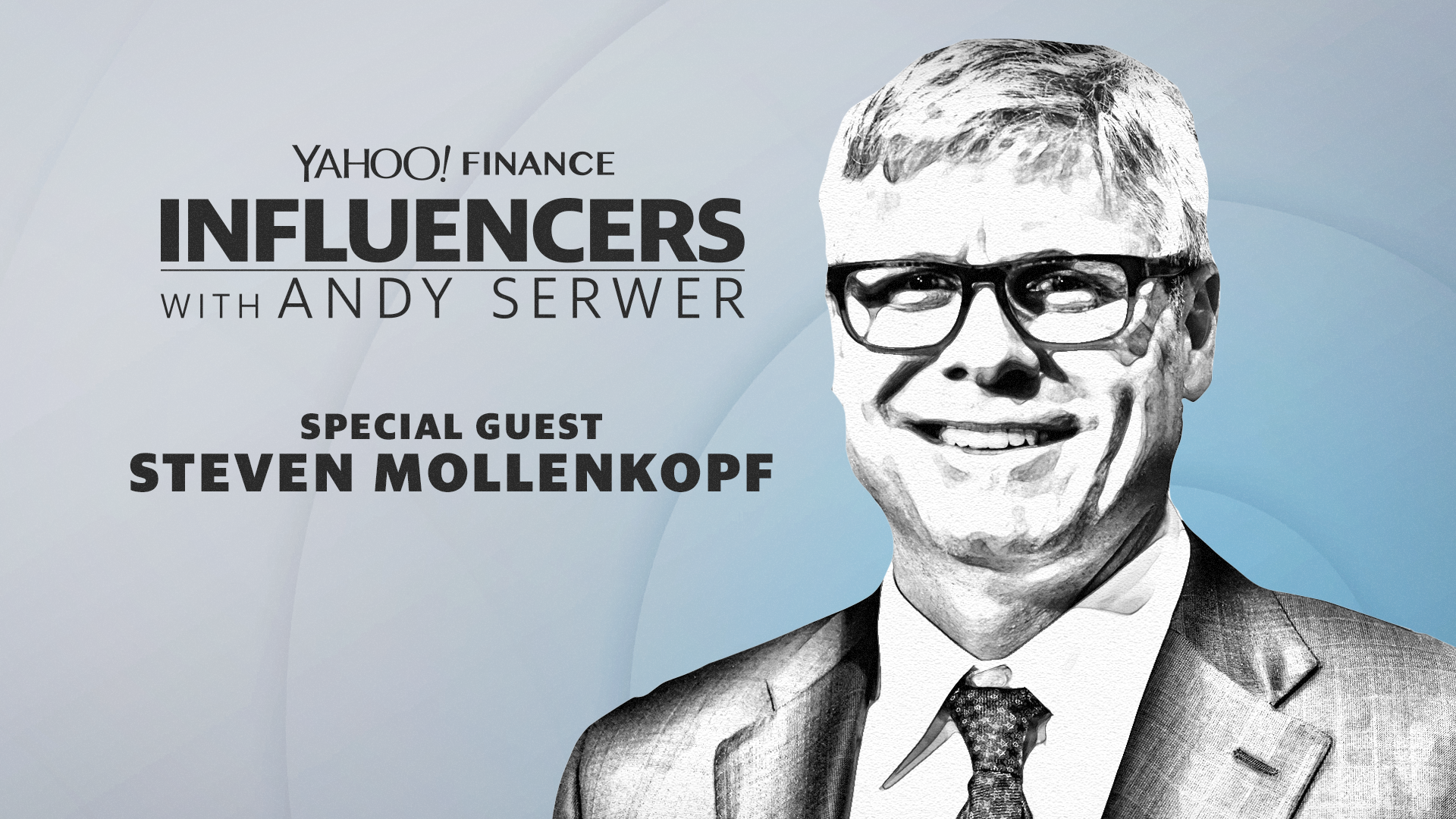 Steve Mollenkopf joins Influencers with Andy Serwer