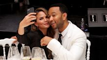 Chrissy Teigen had a super relatable jealous girlfriend moment