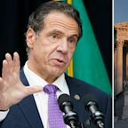 Cuomo reacts to Supreme Court religious restrictions ruling