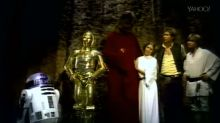 Harrison Ford, Carrie Fisher Reflect on the 'Embarrassment' That Was the 'Star Wars Holiday Special'