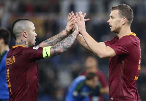 La Roma bat Sassuolo et reprend la deuxième place