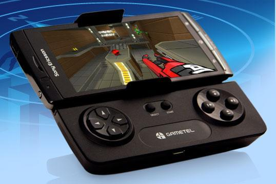 Gametel Android controller steals the spotlight from Xperia Play, threatens to be vaporware