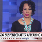 Professor Unapologetic After College Fires Her for On-Air Showdown With Tucker Carlson