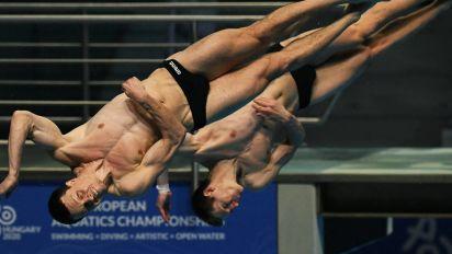 Wasserspringer Hausding gewinnt 17. EM-Gold
