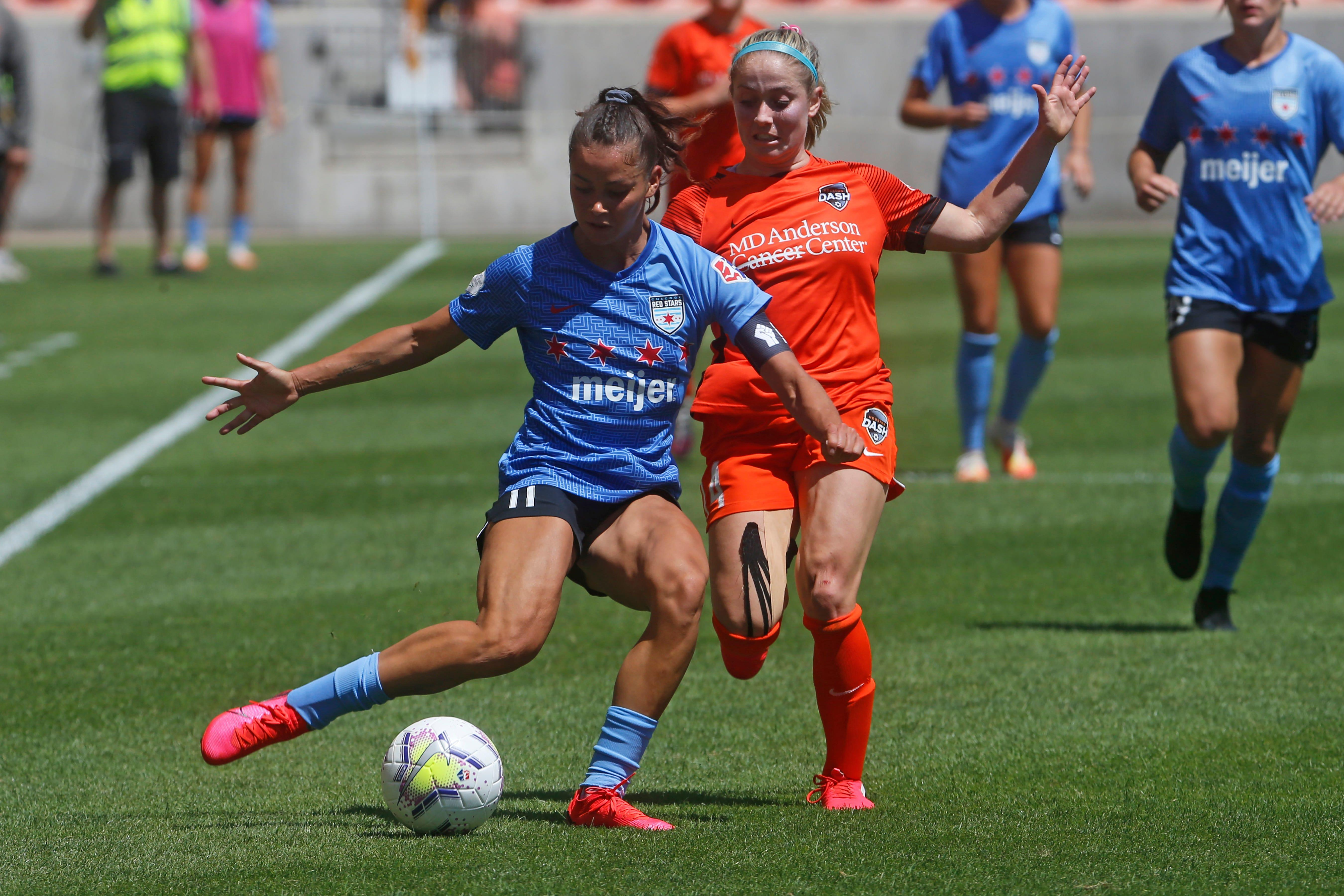 NWSL investigating player Sarah Gorden's accusation of being racial profiled at Challenge Cup