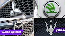 Only real car experts will get full marks on this logos quiz