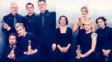 Los Globos de Oro llevaron perfume de mujer: Tres anuncios en las afueras y Lady Bird ganan una ceremonia protagonizada por el mensaje anti-acoso