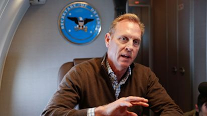 Pentagon: Acting defense chief didn't favor Boeing