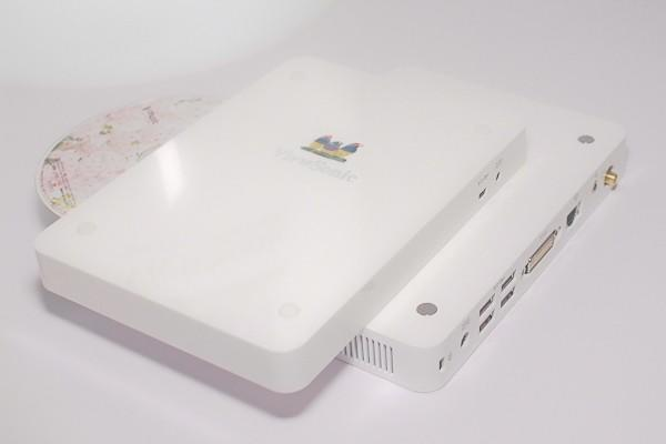 Viewsonic goes all out with new nettops, netbooks, media PCs and media players
