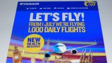 Italy threatens to ban Ryanair in coronavirus compliance dispute