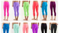Sweat pants made from car seats? 'Athleisure' finds new ways to stay relevant?