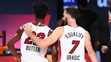 Report: Heat tried to trade Goran Dragic away in Jimmy Butler deal