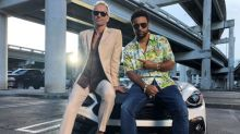"""Fiat 124 Spider Abarth Takes Starring Role alongside Sting & Shaggy in """"Gotta Get Back My Baby"""" Music Video"""