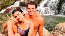 Ex de Manu Gavassi responde seguidora sobre fim do namoro: 'Amor e admiração enorme'