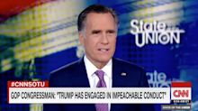 Romney on Mueller report: 'Really, really troubling,' but Americans 'just aren't there' on impeachment