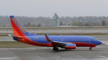 Bookings for Southwest fall after fatal accident