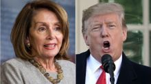 Twitter Users Turn Trump's New Nickname For Nancy Pelosi Right Back At Him