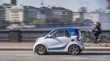 Daimler and BMW invest $1.1 billion in urban mobility services