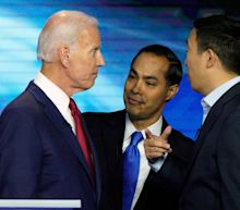 Biden campaign calls Julian Castro's attack a 'cheap shot' as both campaign off Democratic debate feud