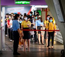 Asia virus latest: South Korean jailed for breaking quarantine; Indonesia deploys troops