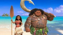 Here's a Little First Look at Disney's'Moana'