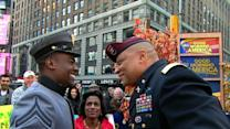 West Point Cadet Surprises Military Father on 'GMA'