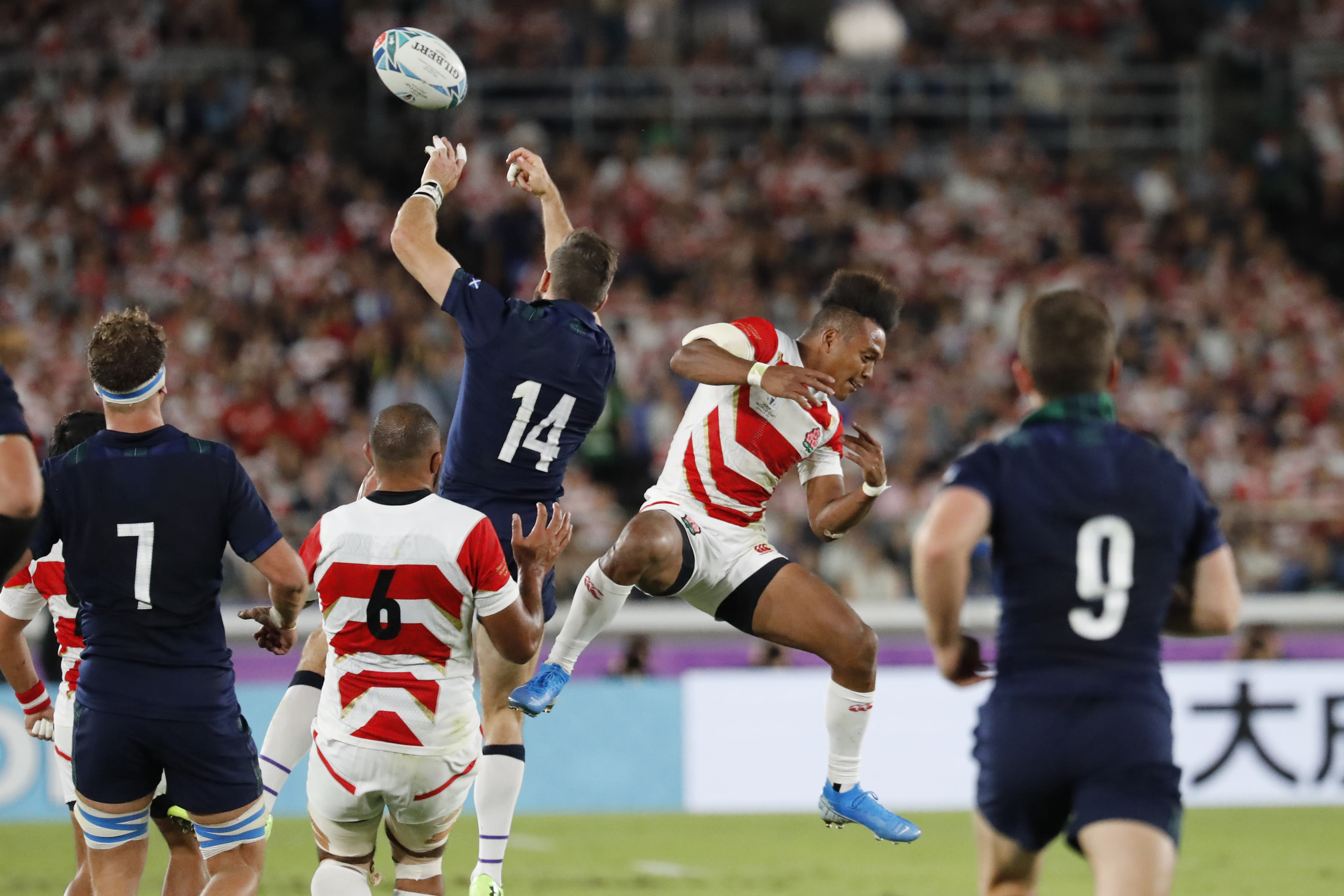 SRU fined £70,000 and formally reprimanded over Mark Dodson World Cup comments
